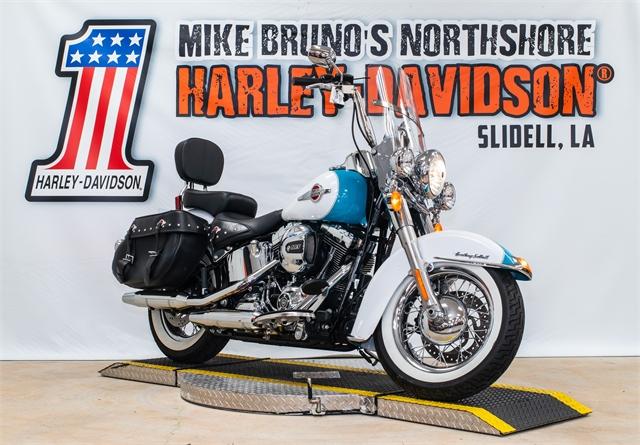 2017 Harley-Davidson Softail Heritage Softail Classic at Mike Bruno's Northshore Harley-Davidson