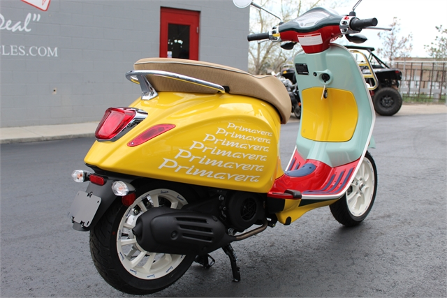2021 VESPA Primavera 150 Sean Wotherspoon Sean Wotherspoon 150 at Aces Motorcycles - Fort Collins