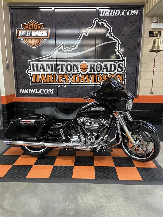 2021 Harley-Davidson Touring FLHX Street Glide at Hampton Roads Harley-Davidson