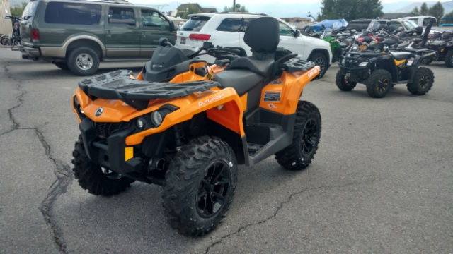 2018 Can-Am Outlander MAX 650 DPS 650 DPS at Power World Sports, Granby, CO 80446