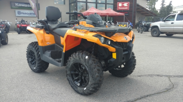 2018 Can-Am Outlander MAX 650 DPS $196/month at Power World Sports, Granby, CO 80446