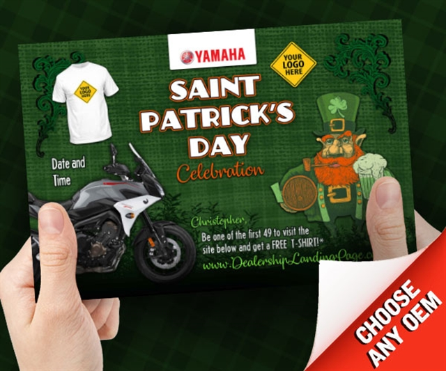 Saint Patricks Day Powersports at PSM Marketing - Peachtree City, GA 30269