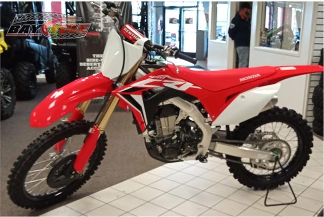 2022 Honda CRF450R 450R at Bay Cycle Sales