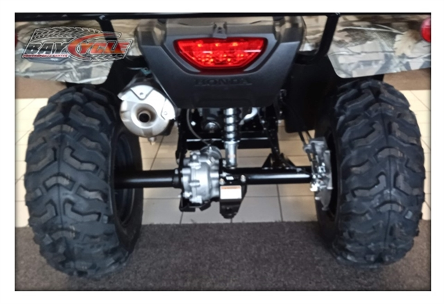 2020 Honda Rancher 4X4 Automatic DCT EPS 4X4 Automatic DCT EPS at Bay Cycle Sales