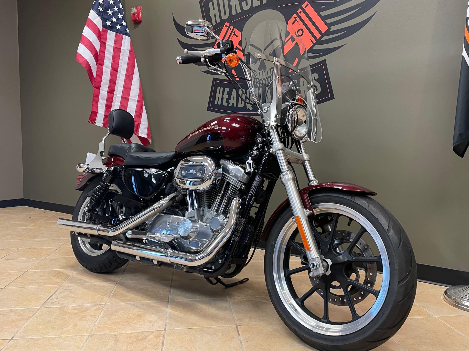 2014 Harley-Davidson Sportster SuperLow at Loess Hills Harley-Davidson