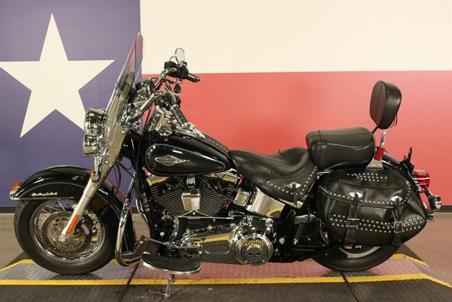 2014 Harley-Davidson Softail Heritage Softail Classic at Texas Harley