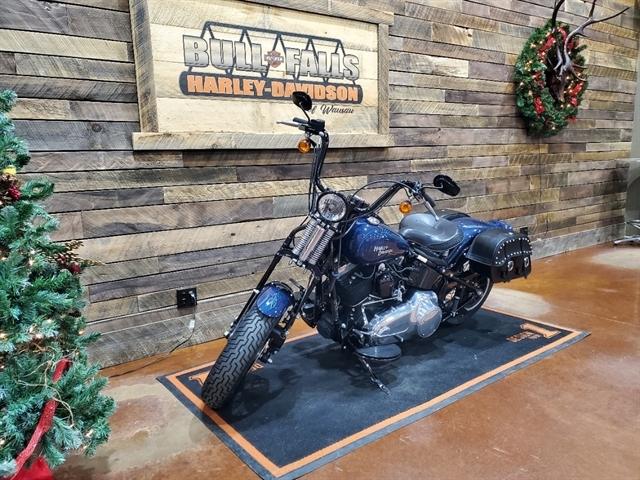 2009 Harley-Davidson Softail Cross Bones at Bull Falls Harley-Davidson