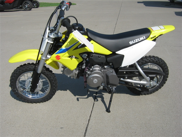 2018 Suzuki DR-Z 70 at Brenny's Motorcycle Clinic, Bettendorf, IA 52722
