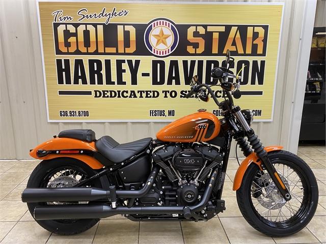 2021 Harley-Davidson Cruiser Street Bob 114 at Gold Star Harley-Davidson
