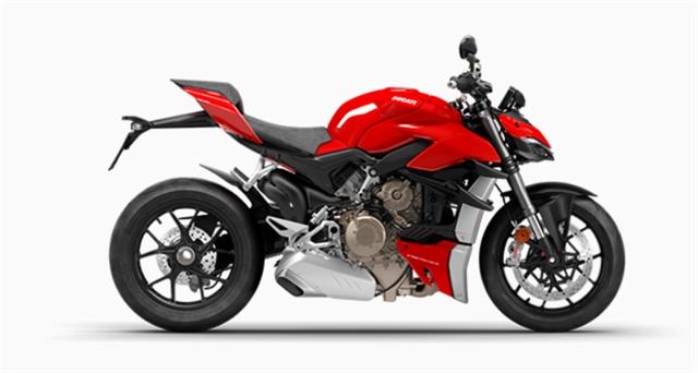 2021 Ducati Streetfighter V4 at Frontline Eurosports