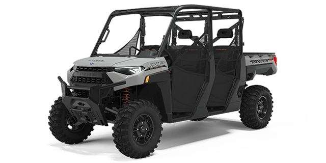 2022 Polaris Ranger Crew XP 1000 Trail Boss at Shawnee Honda Polaris Kawasaki