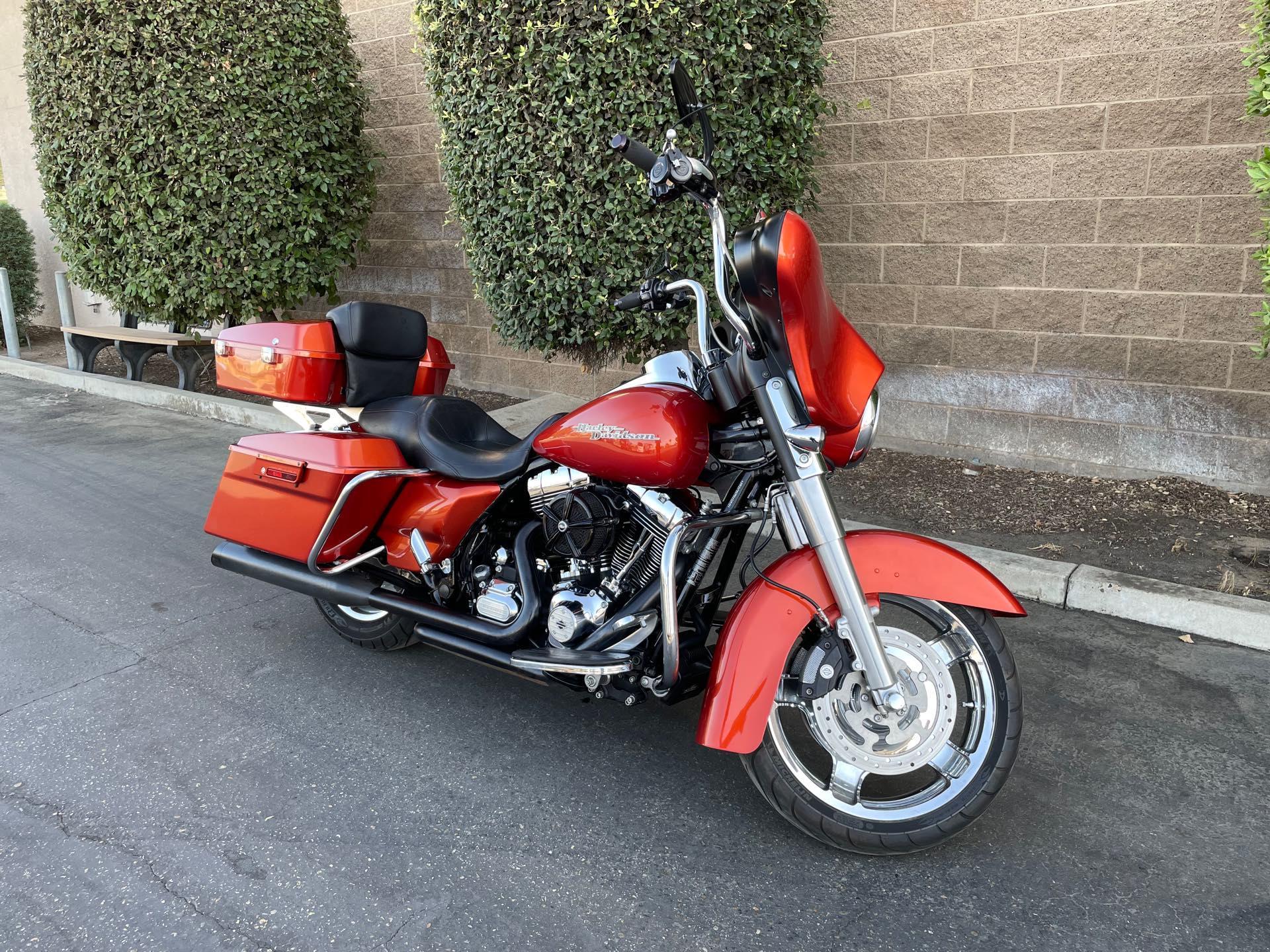 2011 Harley-Davidson Street Glide Base at Fresno Harley-Davidson