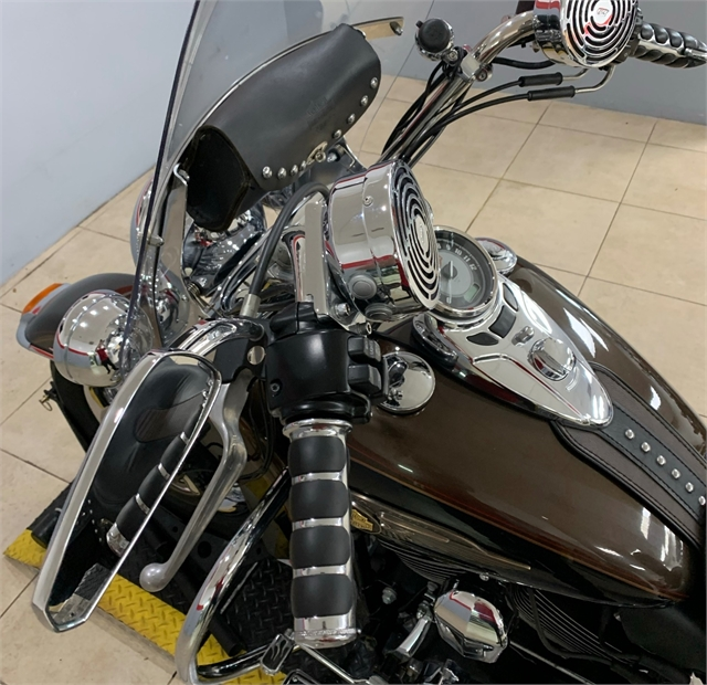 2013 Harley-Davidson Softail Heritage Softail Classic 110th Anniversary Edition at Southwest Cycle, Cape Coral, FL 33909