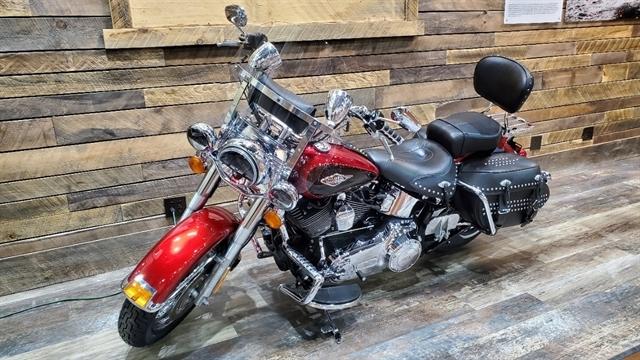 2012 Harley-Davidson Softail Heritage Softail Classic at Bull Falls Harley-Davidson