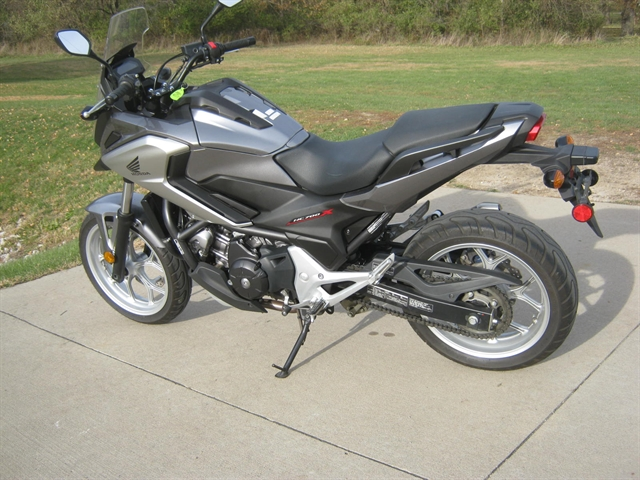 2016 Honda NC700X at Brenny's Motorcycle Clinic, Bettendorf, IA 52722