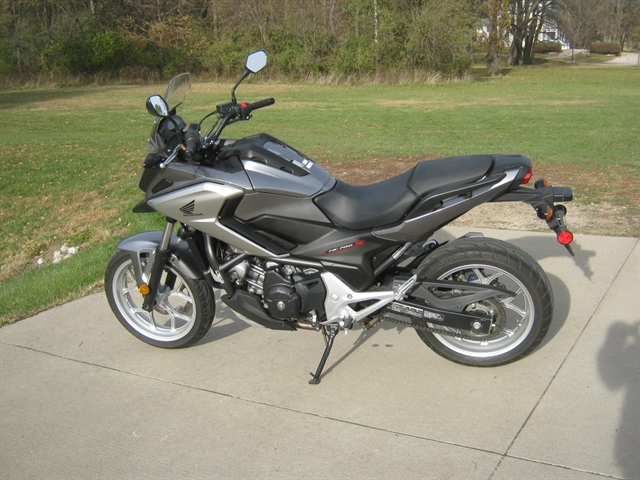 2016 Honda NC700X at Brenny's Motorcycle Clinic, Bettendorf, IA 52722