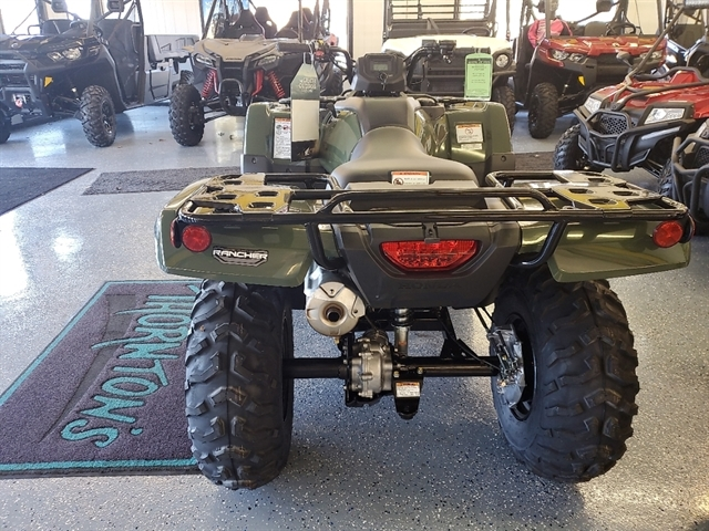 2020 Honda FourTrax Rancher 4X4 EPS at Thornton's Motorcycle - Versailles, IN