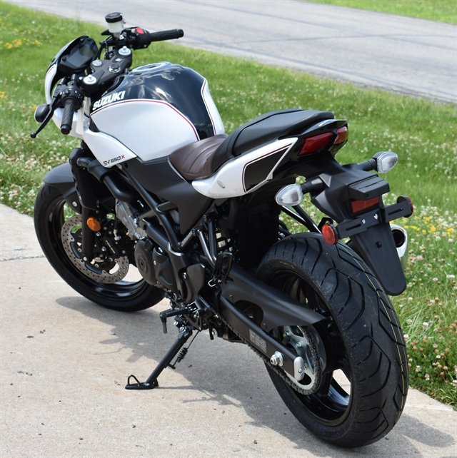 2019 Suzuki SV 650X at Lincoln Power Sports, Moscow Mills, MO 63362