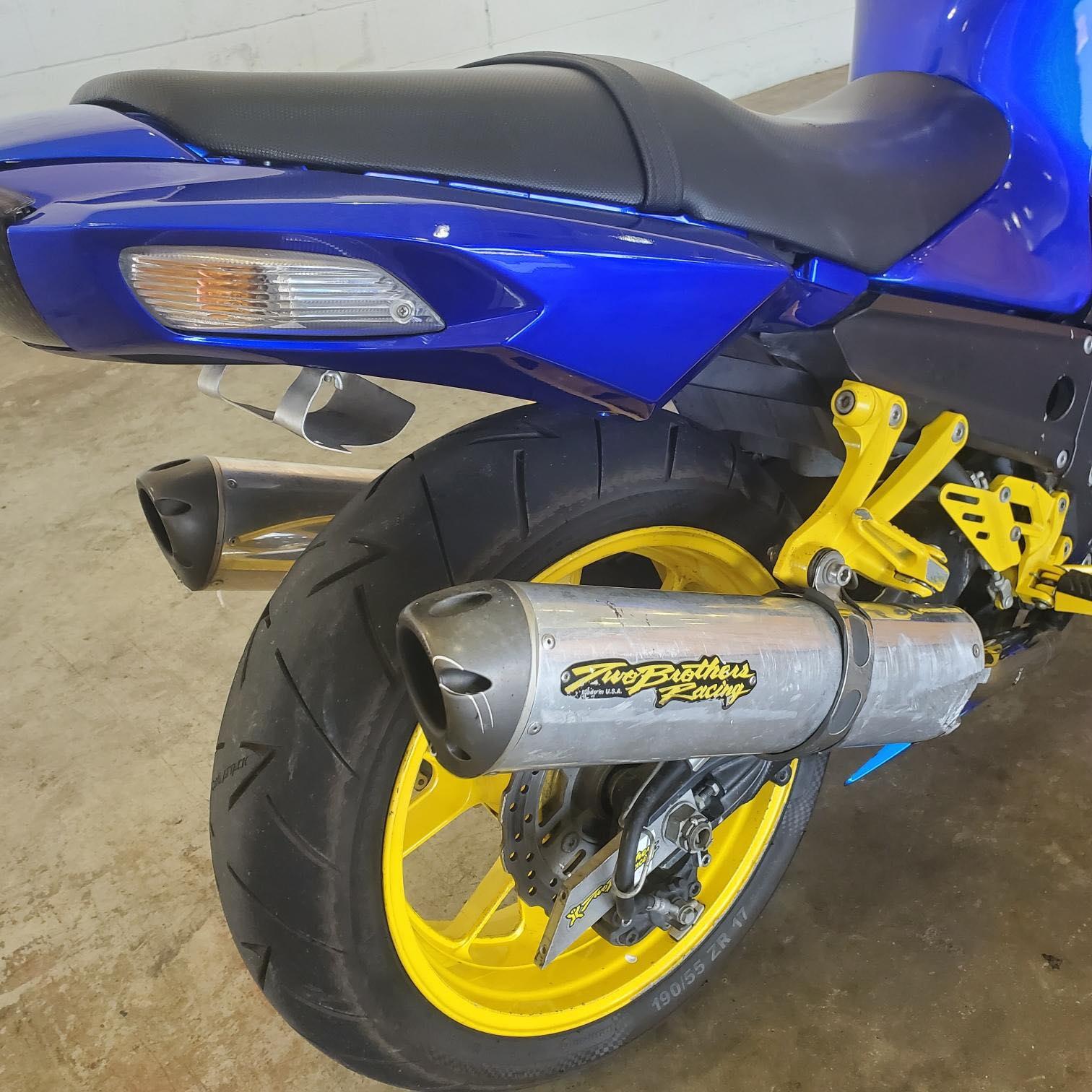 2007 Kawasaki Ninja ZX-14 at Twisted Cycles
