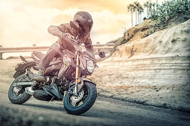 2020 Kawasaki Z125 PRO Base at Extreme Powersports Inc