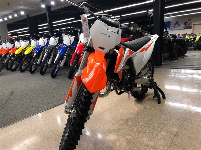 2019 KTM 125 SX 125 at Sloans Motorcycle ATV, Murfreesboro, TN, 37129