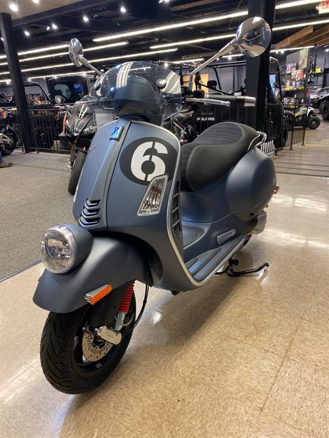 2020 Vespa Sei Giorni 300 HPE at Sloans Motorcycle ATV, Murfreesboro, TN, 37129