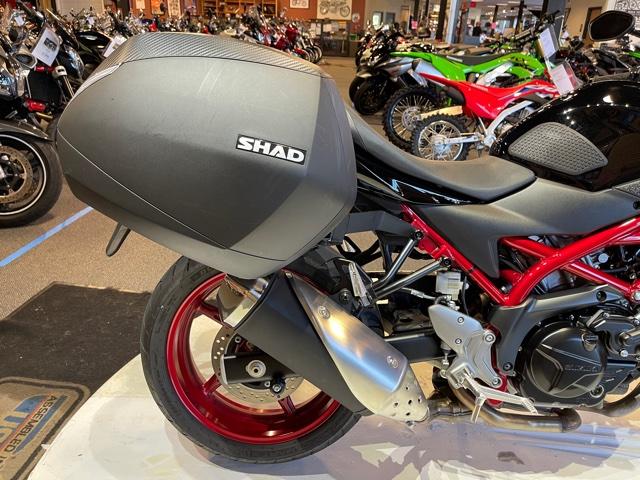 2018 Suzuki SV 650 at Martin Moto