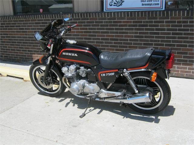 1980 Honda CB750F at Brenny's Motorcycle Clinic, Bettendorf, IA 52722