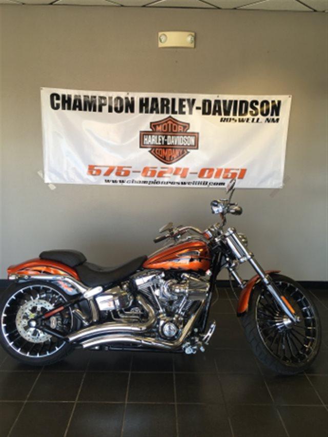 2014 Harley-Davidson Softail CVO Breakout at Champion Harley-Davidson