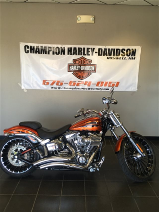 2014 Harley-Davidson Softail CVO Breakout at Champion Harley-Davidson