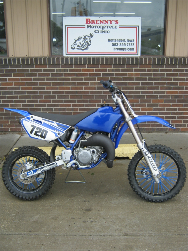 2006 Yamaha YZ85 at Brenny's Motorcycle Clinic, Bettendorf, IA 52722