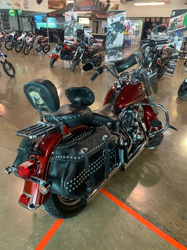 2009 Harley-Davidson Softail Heritage Softail Classic at Kent Powersports of Austin, Kyle, TX 78640