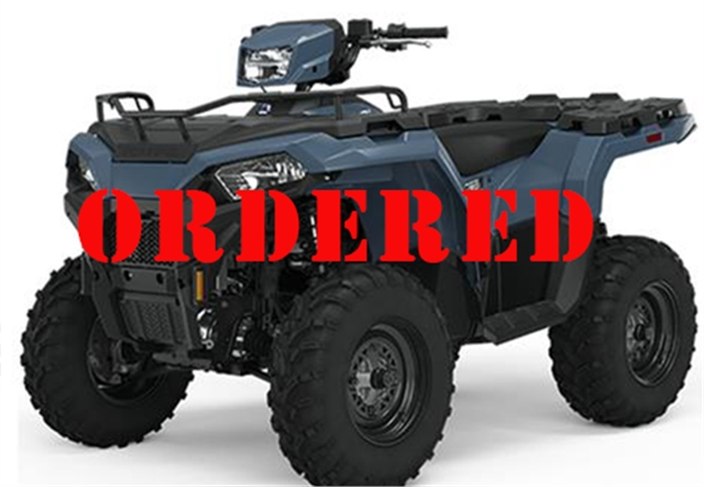 2021 Polaris Sportsman 450 HO EPS at Extreme Powersports Inc