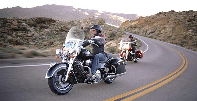 2017 Indian Springfield Base at Pikes Peak Indian Motorcycles