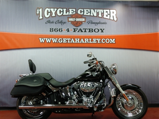 2015 Harley-Davidson FLSTF - Softail Fat Boy at #1 Cycle Center Harley-Davidson