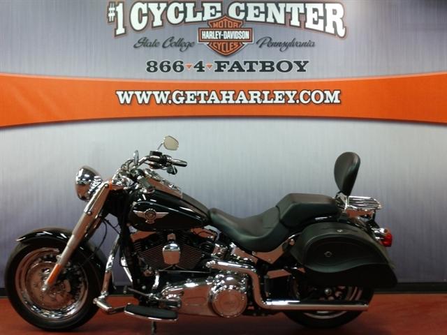 2015 Harley-Davidson FLSTF - Softail Fat Boy at #1 Cycle Center Harley-Davidson