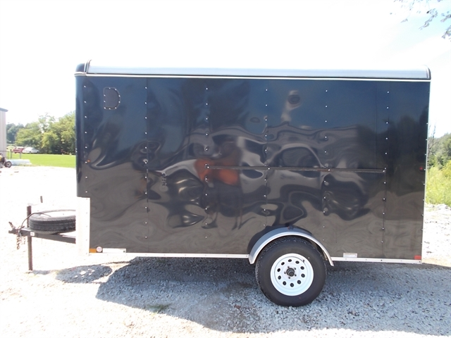 2015 Carry On Cargo Trailers 6X12CG 2990 LB GVWR 6' ENCLOSED TRAILERS at Nishna Valley Cycle, Atlantic, IA 50022