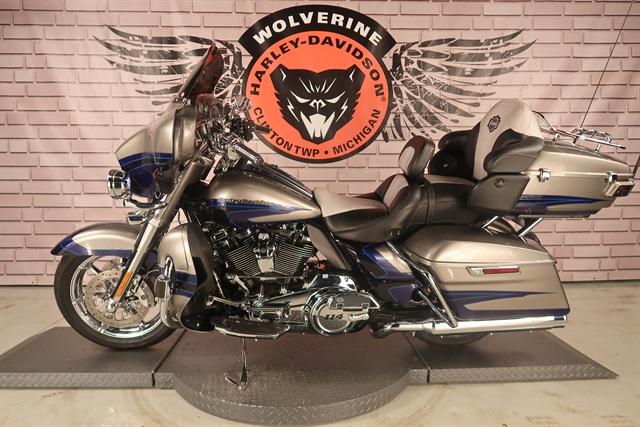 2017 Harley-Davidson Electra Glide CVO Limited at Wolverine Harley-Davidson