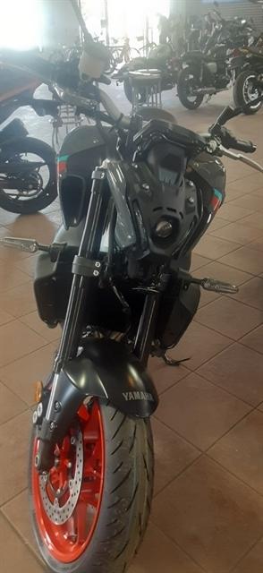 2021 Yamaha MT 09 at Santa Fe Motor Sports