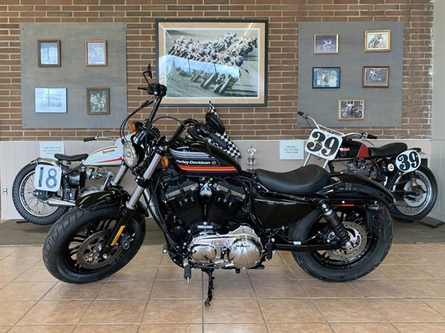 2018 Harley-Davidson Sportster Forty-Eight Special at South East Harley-Davidson