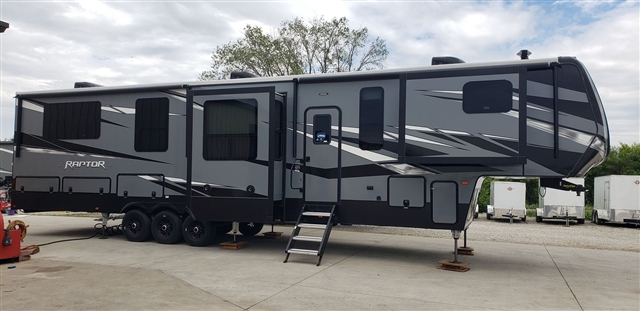 2019 Keystone Raptor 427 at Nishna Valley Cycle, Atlantic, IA 50022
