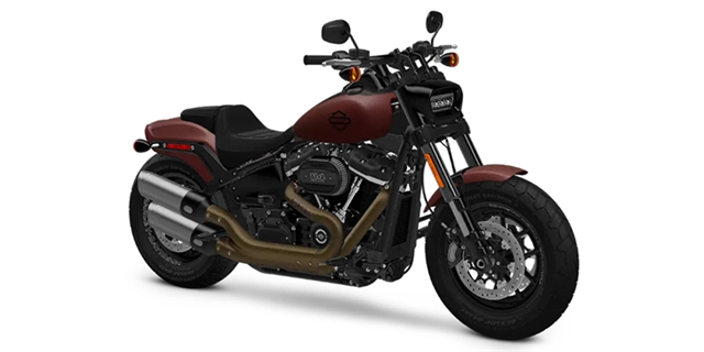 2018 Harley-Davidson Softail Fat Bob 114 at Zips 45th Parallel Harley-Davidson