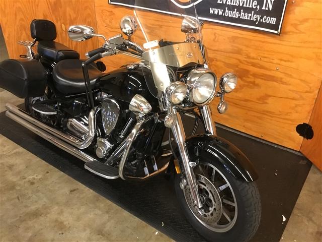 2007 Yamaha Road Star Midnight Silverado at Bud's Harley-Davidson, Evansville, IN 47715