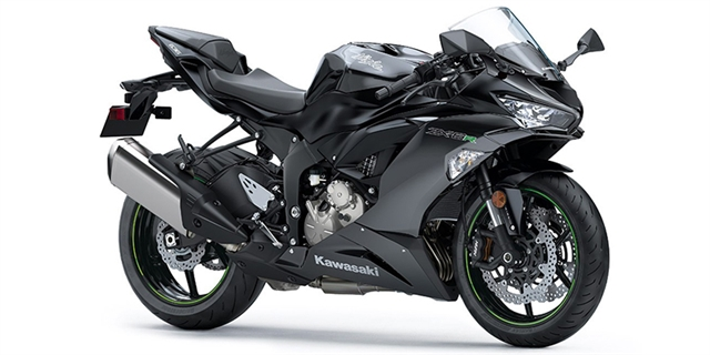 2019 Kawasaki Ninja ZX-6R Base at Hebeler Sales & Service, Lockport, NY 14094