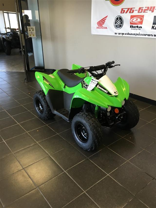 2019 Kawasaki KSF90AKF at Champion Motorsports, Roswell, NM 88201
