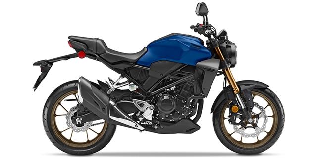 2021 Honda CB300R ABS at G&C Honda of Shreveport
