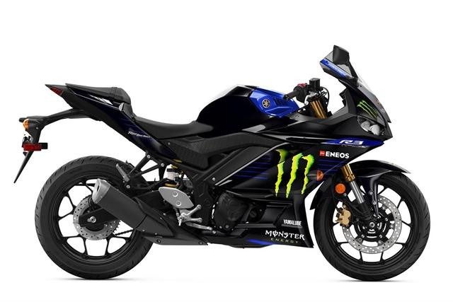 2021 Yamaha YZF R3 Monster Energy Yamaha MotoGP Edition at Lynnwood Motoplex, Lynnwood, WA 98037