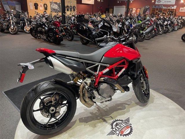 2020 Ducati Hypermotard 950 at Martin Moto