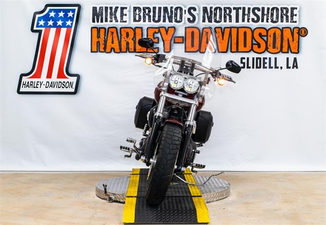 2009 Harley-Davidson Dyna Glide Fat Bob at Mike Bruno's Northshore Harley-Davidson