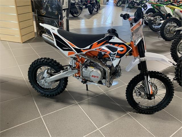 2022 KAYO TD125 at Star City Motor Sports